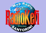 logo ραδιοφωνικού σταθμού RadioKefi