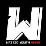 logo ραδιοφωνικού σταθμού Wasted Youth Radio
