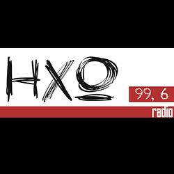 logo ραδιοφωνικού σταθμού Ηχώ PLUS