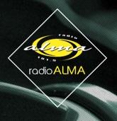 logo ραδιοφωνικού σταθμού Radio Alma