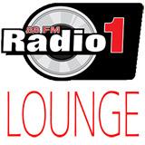logo ραδιοφωνικού σταθμού Radio1 LOUNGE