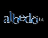 logo ραδιοφωνικού σταθμού Albedo 14 Radio