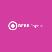 logo ραδιοφωνικού σταθμού BFBS Cyprus