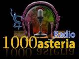 logo ραδιοφωνικού σταθμού Ράδιο 1000 Αστέρια