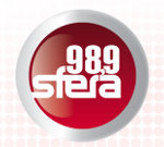logo ραδιοφωνικού σταθμού Sfera