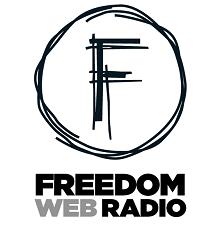 logo ραδιοφωνικού σταθμού Freedom Web Radio