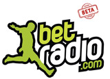 logo ραδιοφωνικού σταθμού Betradio.com