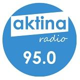 logo ραδιοφωνικού σταθμού Ακτίνα Radio