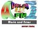 logo ραδιοφωνικού σταθμού Adelin