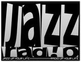 logo ραδιοφωνικού σταθμού Jazz Radio