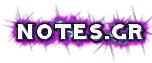 logo ραδιοφωνικού σταθμού Notes.gr
