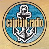 logo ραδιοφωνικού σταθμού Captain-radio