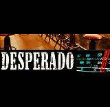 logo ραδιοφωνικού σταθμού Desperado Radio