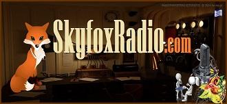 logo ραδιοφωνικού σταθμού Fox Radio