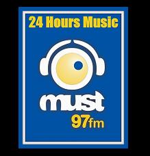 logo ραδιοφωνικού σταθμού Must FM