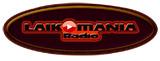 logo ραδιοφωνικού σταθμού LaikomaniaRadio