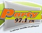 logo ραδιοφωνικού σταθμού Party