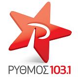 logo ραδιοφωνικού σταθμού Ρυθμός Κομοτηνής