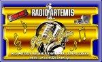logo ραδιοφωνικού σταθμού Artemis