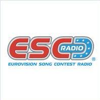 logo ραδιοφωνικού σταθμού Eurovision Song Contest Radio