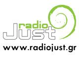 logo ραδιοφωνικού σταθμού Radio Just