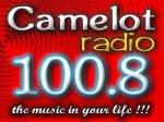 logo ραδιοφωνικού σταθμού Camelot Radio(Κύθηρα)