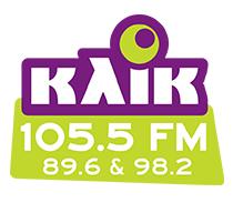 logo ραδιοφωνικού σταθμού Κλικ FM