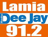 logo ραδιοφωνικού σταθμού Dj Λαμία
