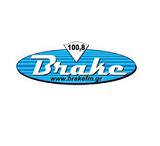 logo ραδιοφωνικού σταθμού Brake FM