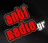 logo ραδιοφωνικού σταθμού Anti Radio