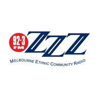 logo ραδιοφωνικού σταθμού Radio 3ZZZ