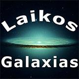 logo ραδιοφωνικού σταθμού Λαϊκός Γαλαξίας