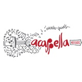 logo ραδιοφωνικού σταθμού Acappella Radio