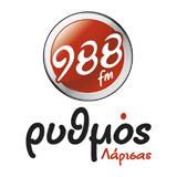 logo ραδιοφωνικού σταθμού Ρυθμός FM