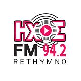 logo ραδιοφωνικού σταθμού Ήχος FM