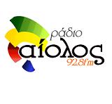 logo ραδιοφωνικού σταθμού Αίολος