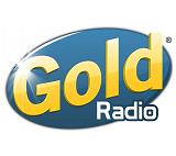 logo ραδιοφωνικού σταθμού Gold Radio