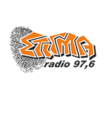 logo ραδιοφωνικού σταθμού Στίγμα FM