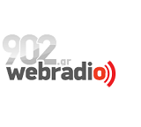 logo ραδιοφωνικού σταθμού 902.gr Radio