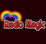 logo ραδιοφωνικού σταθμού Radio Magic