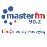 logo ραδιοφωνικού σταθμού Master FM