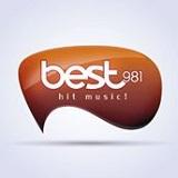 logo ραδιοφωνικού σταθμού Best FM Μυτιλήνη