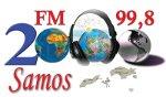 logo ραδιοφωνικού σταθμού 2000 FM