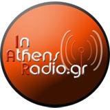 logo ραδιοφωνικού σταθμού In Athens Radio