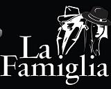 logo ραδιοφωνικού σταθμού La Famiglia Radio