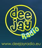 logo ραδιοφωνικού σταθμού DEEJAY RADIO