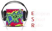 logo ραδιοφωνικού σταθμού European School Radio