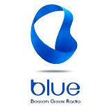 logo ραδιοφωνικού σταθμού Blue Radio