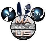 logo ραδιοφωνικού σταθμού The Music Among Us