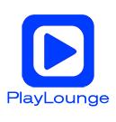 logo ραδιοφωνικού σταθμού Play Lounge